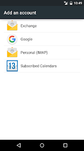Subscribed Calendars-ICSReader – Miniaturansicht des Screenshots