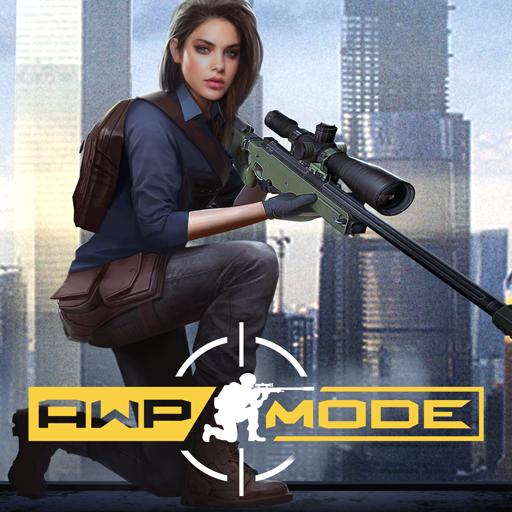 AWP Mode: Elite online 3D sniper action Icon