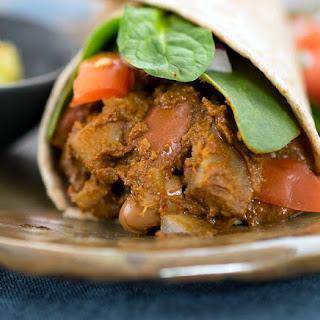 Vegan Slow Cooker Idaho® Potato and Bean Mole