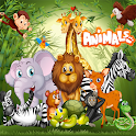 Kids Animals Sudoku Game icon