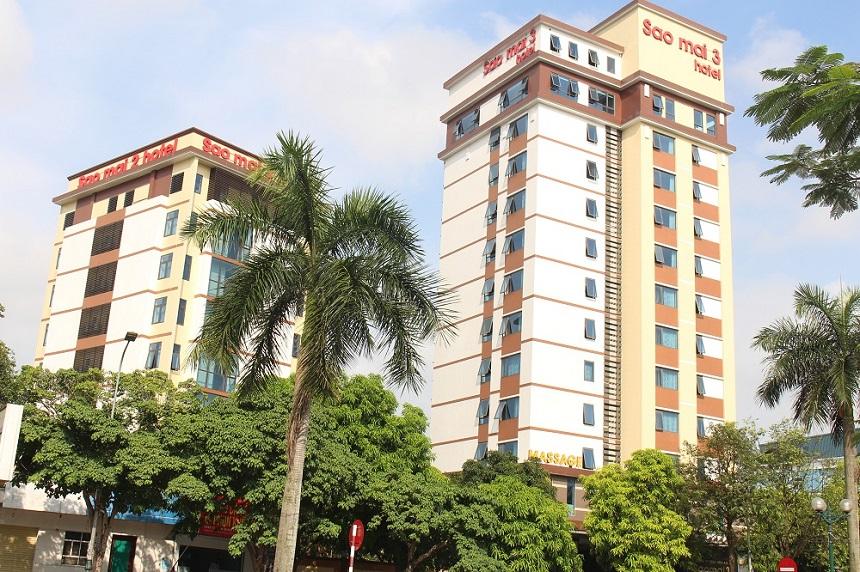 Khách sạn Sao Mai- Vinh, Nghệ An