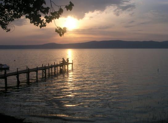 Sul lago di bracciano di carmenn