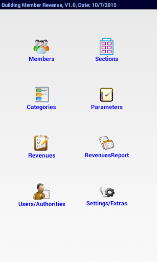 Building Member Revenue