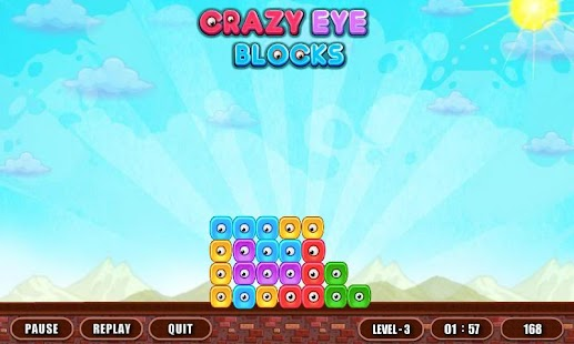 Crazy Eye Blocks- screenshot thumbnail