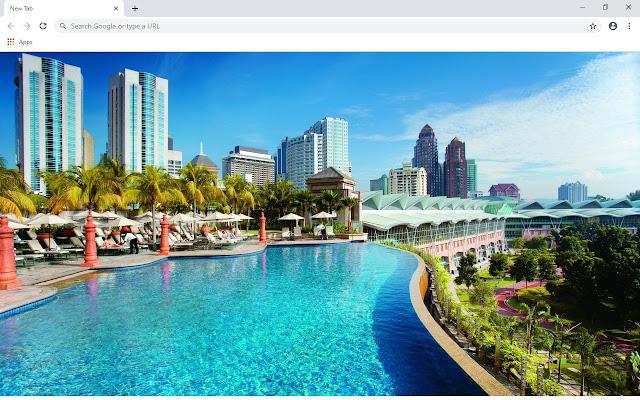 Kuala Lumpur New Tab & Wallpapers Collection