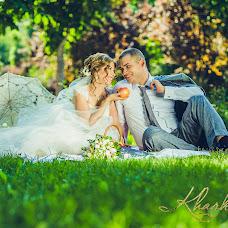 Wedding photographer Andrey Kharkovskiy (Kharkovskiy). Photo of 31.07.2015