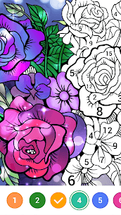 Magic Paint – Color by number & Pixel Art Apk Download For Android 2