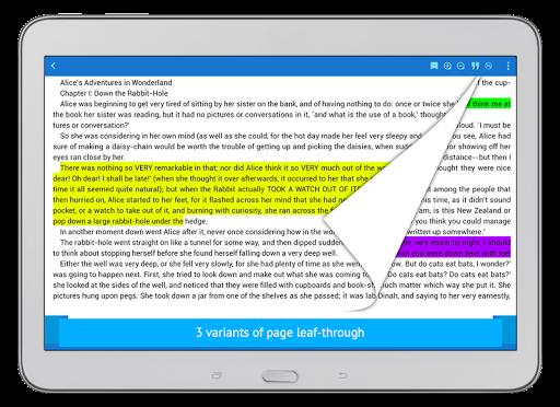 FReader: all formats reader  screenshots 9