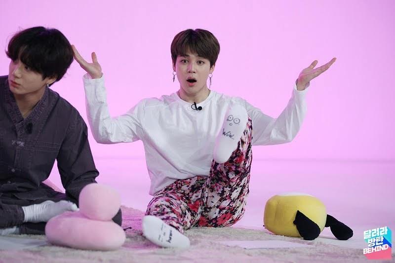 RUN BTS ep 97 Behind The Scenes