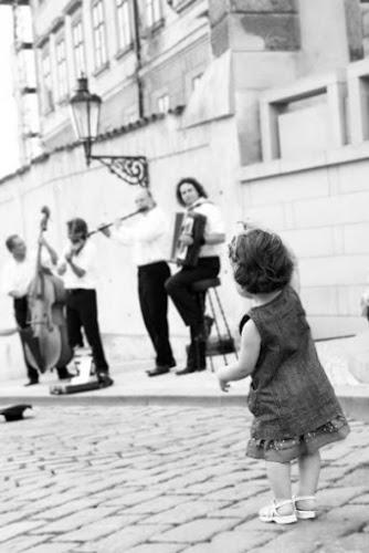Una futura musicista di luigig