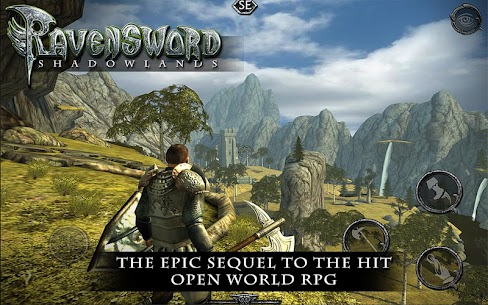 Ravensword: Shadowlands 3d RPG 2