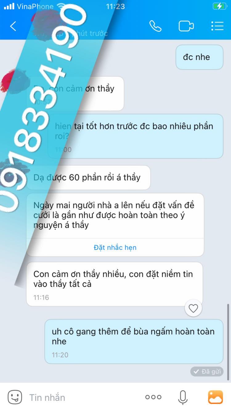 Pá Vi - Thầy bùa yêu ở Bắc Giang cao tay