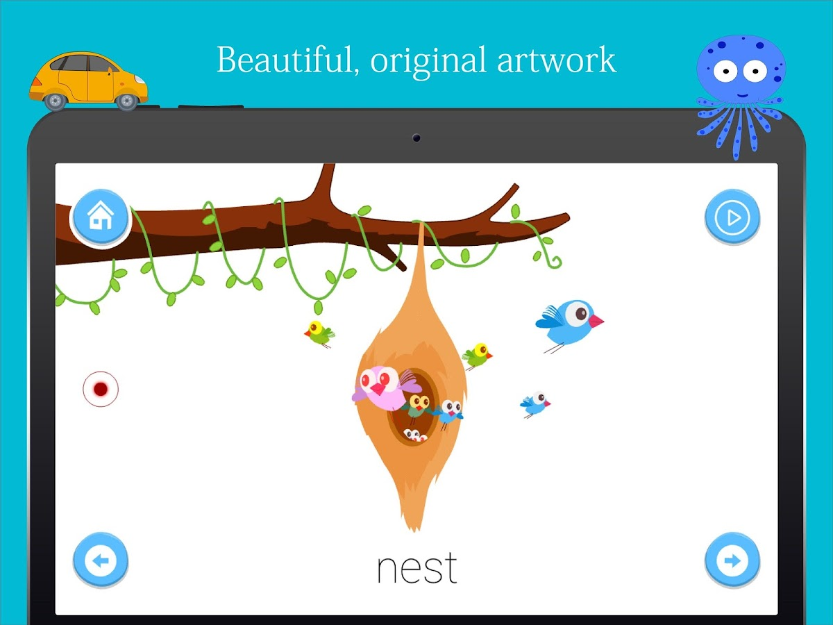 Elastic Alphabets® for kids- screenshot