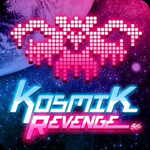 Kosmik Revenge - Retro Arcade Shoot 'Em Up APK Cracked Download