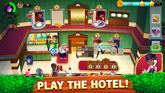 Diner DASH Adventures MOD Apk 1.3.8(Unlimited Coins) 4