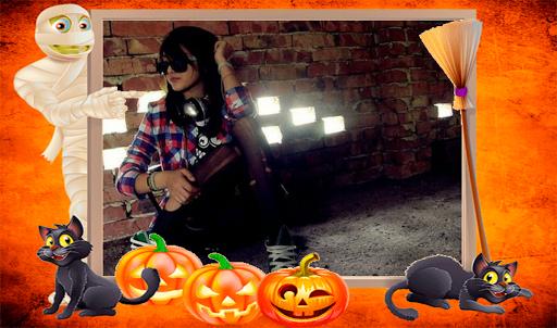 Best Halloween Frames