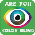 Color Blindness Test - Ishihara Eye Test icon