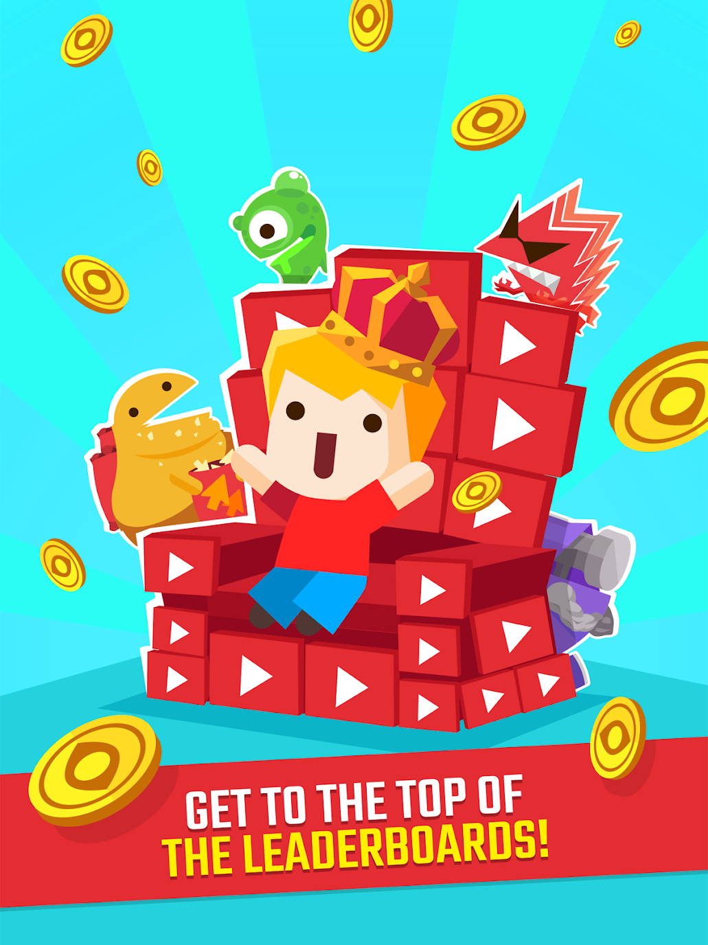 Vlogger Go Viral – Tuber Game MOD (Unlimited Crystals) 2.10.3 Apk 10
