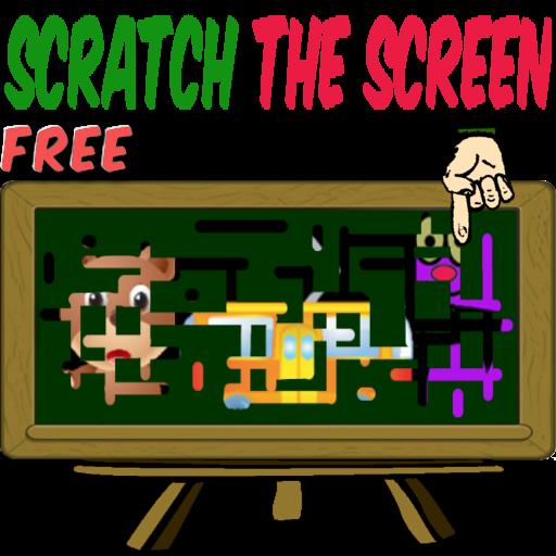 划伤屏幕小孩免费 教育 App LOGO-APP試玩