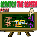 Scratch the ScreeN kids Free icon