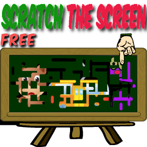 Scratch the ScreeN kids Free for PC and MAC