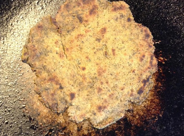 Blimey! your roti is ready to be served...You can serve it with ketchup, coriander...