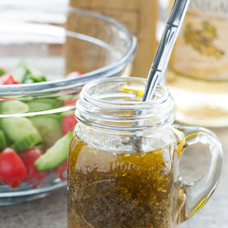 Easy Homemade Italian Dressing