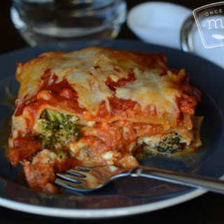 Copycat Stouffer's Vegetable Lasagna