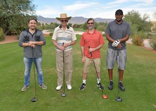 Photo: Carlos Avemaria, Bill Jensen, Rick Berger, Bill Grimble
