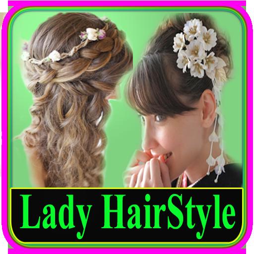 Lady Hair Style