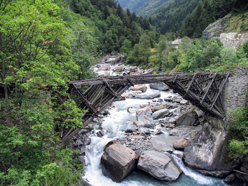 Old Col di niniane