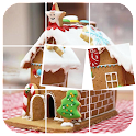 Gingerbread House Puzles icon