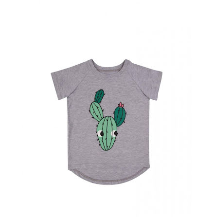Dear Sophie Green Cactus T-shirt