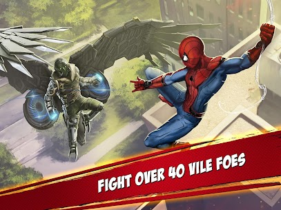 MARVEL Spider-Man Unlimited 3.5.1a MOD (Unlimited Golds/Crystals) Apk 4