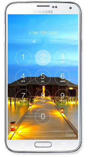 OS8 Lock Screen 4.7 screenshots 4