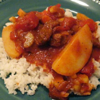 Vegetable Beef Stew With Tomato Juice Recipes.