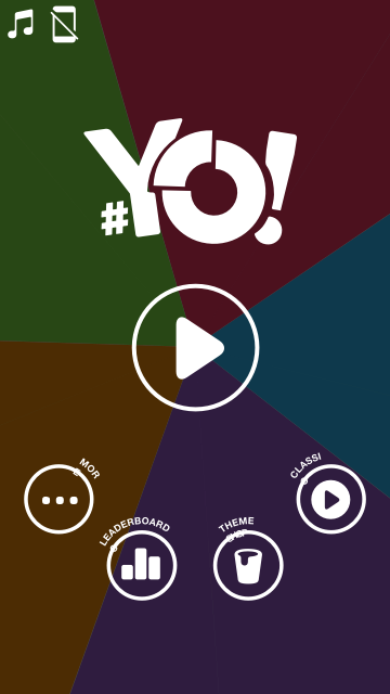 #Yo - Modern Simon Says- screenshot
