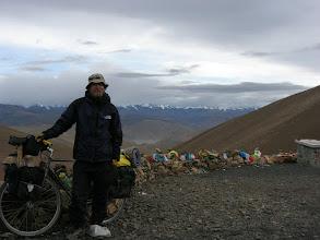 Photo: Jardar at Pang la pass (5160m)