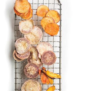 Crispy Seasoned Vegetable Chips Recipe