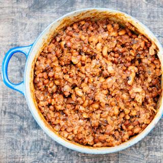 Zazu Kitchen + Farm's BBQ Beans