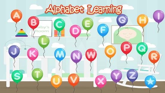 Alphabet Tracing Game for Kids screenshot 1
