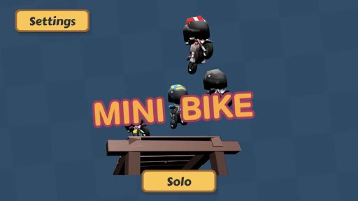 Mini Bike : Off Road Dirt Race  astuce 1