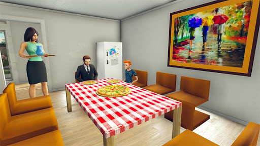 Real Mother Simulator 3D - Baby Care Games 2020 1.0.1 screenshots 1