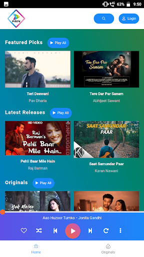 2020 Awesong Listen Online Unplugged Hindi Songs Pc Android App Download Latest Best hindi unplugged songs 2018 mp3 & mp4. 99images