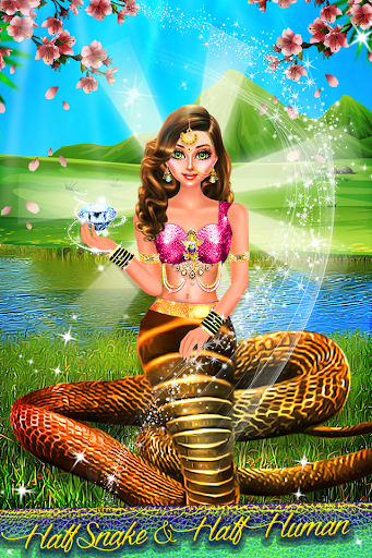 Snake Girl Salon - Naagin Magical Adventure Game filehippodl screenshot 16