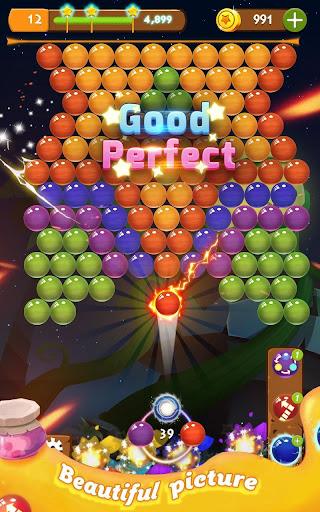 Bubble shooter classique  captures d'écran 5