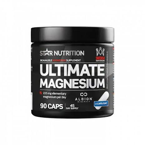 Star Nutrition Ultimate Magnesium - 90 caps