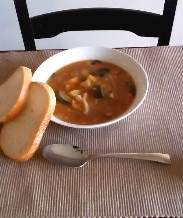 Healthy Chicken And Vegetable Stew