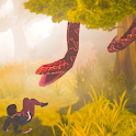 3D Angry Anaconda snakes attack simulator 2019 icon