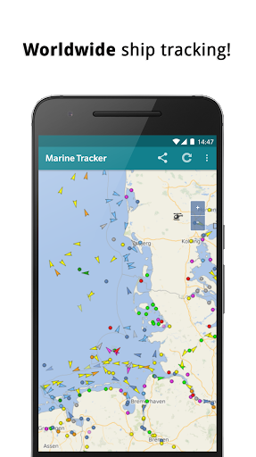 Marine Radar screenshot 2